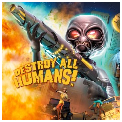 Destroy All Humans! PS4