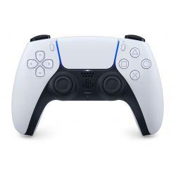 Manette sans fil Sony DualSense pour PS5 Blanc
