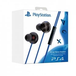 Ecouteur SONY Intra-auriculaire PS4-PS Vita