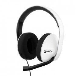 Micro-casque Stéréo Xbox One Blanc Edition Spéciale