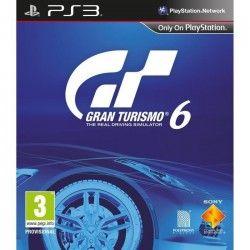 Gran Turismo 6 Jeu PS3