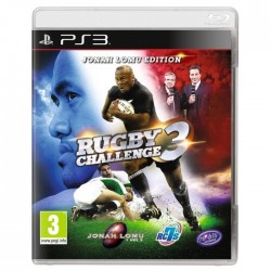Rugby Challenge 3 Jeu PS3