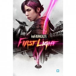 Infamous : The First Light Jeu PS4