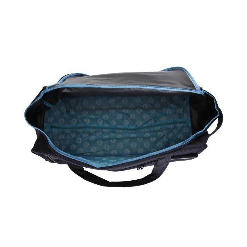 De A Roues Bleu Sac Roulettes Souple Lady Voyage Et Bagstone Gr 2 34cm Iby7vYf6gm