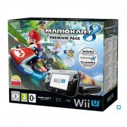 Pack Premium Wii U + Mario Kart 8 Préinstallé