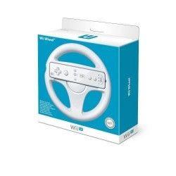 Volant Wii U Wheel Blanc