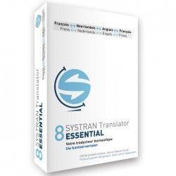 Systran 8 Translator Essential - Pack Belgique