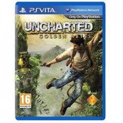 Uncharted Golden Abyss Jeu PS Vita