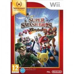 Super Smash Bros Brawl Selects Jeu Wii