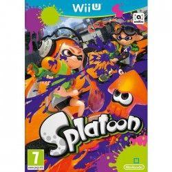 Splatoon Jeu Wii U