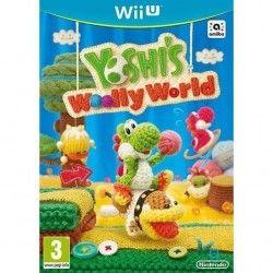 Yoshi's Woolly World Jeu Wii U