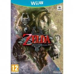 The Legend of Zelda Twilight Princess HD Jeu Wii U