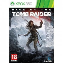 Rise of The Tomb Raider Jeu Xbox 360