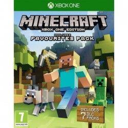 Minecraft : Les Packs Préférés des Fans Jeu Xbox One