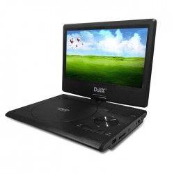 D-JIX PVS1002-40LN Lecteur DVD portable