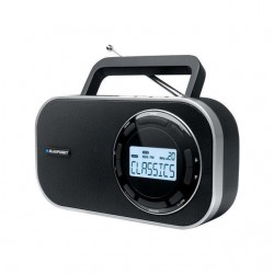 BLAUPUNKT - BTD-7000 - Radio numérique de bureau /portable