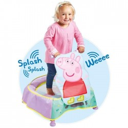 PEPPA PIG Trampoline avec Effets Sonores