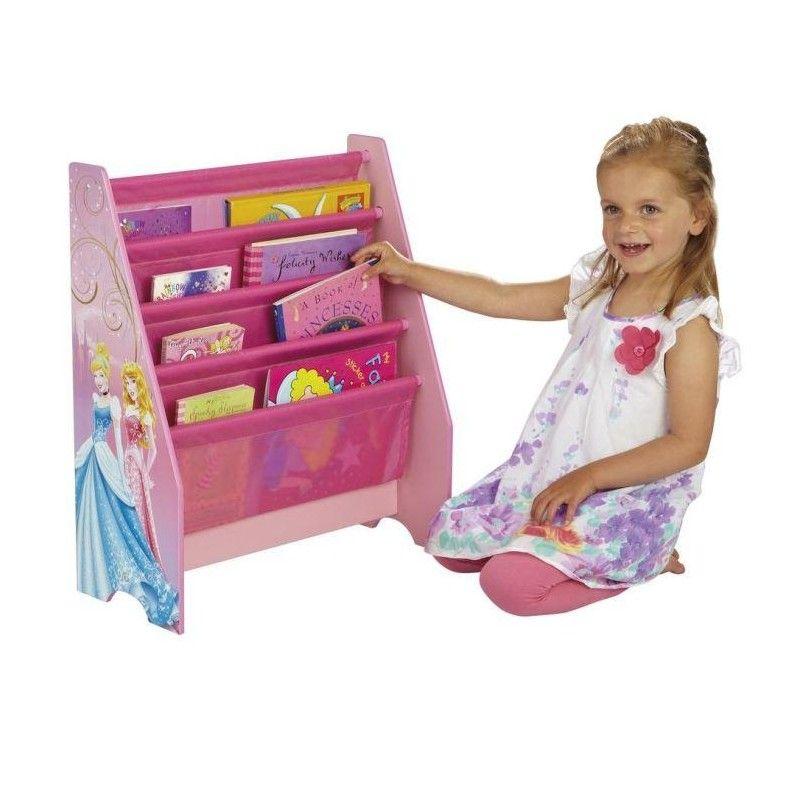 disney princesses bibliotheque enfant en bois worlds appart. Black Bedroom Furniture Sets. Home Design Ideas