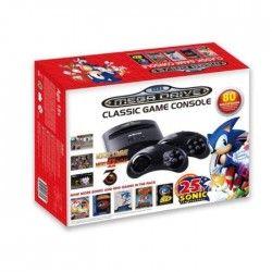 Console Sega Retro Megadrive Classic Edition Sonic 25th Anniversaire