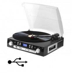 TECHNAXX TX-22 Numériseur de cassettes, disques av
