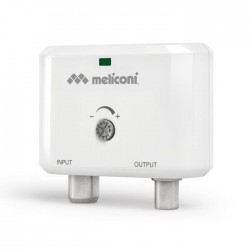 MELICONI 880101 AMP-20 MINI Amplificateur d'antenne