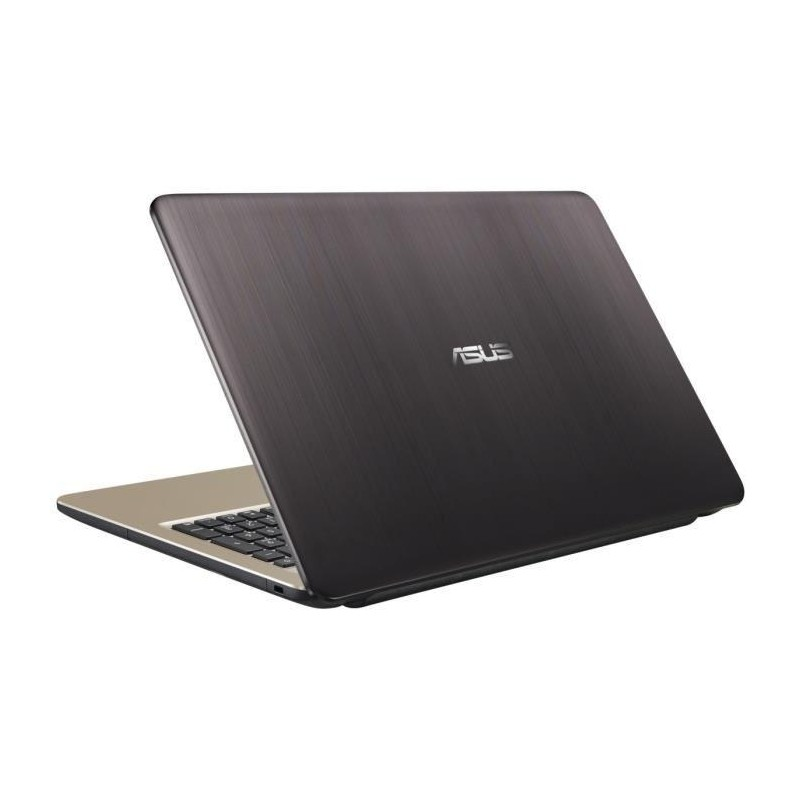 asus pc portable f540la xx436t 15 6 4go de ram windows 10 intel. Black Bedroom Furniture Sets. Home Design Ideas