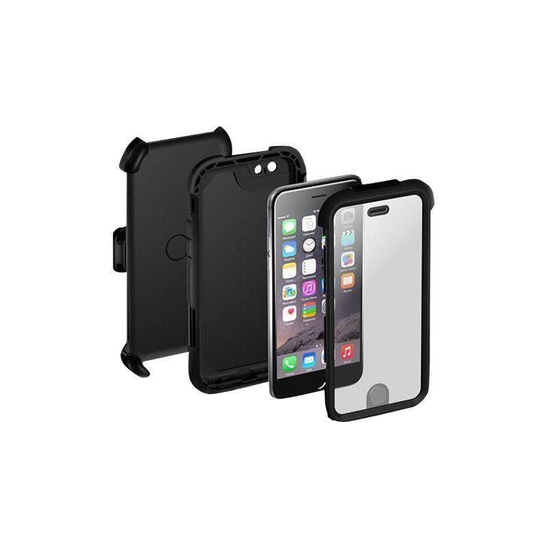 Griffin Survivor Summit Coque pour iPhone 6 Plus 6S Plus - Noir 9d95698db08f