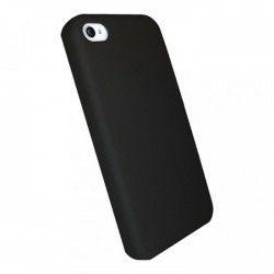 BBC Coque pour iPhone 5 finition rubber - Noir