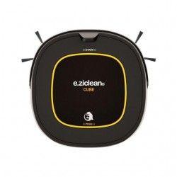 E.ZICLEAN CUBE ONE Aspirateur robot ? 55 dB - Noir