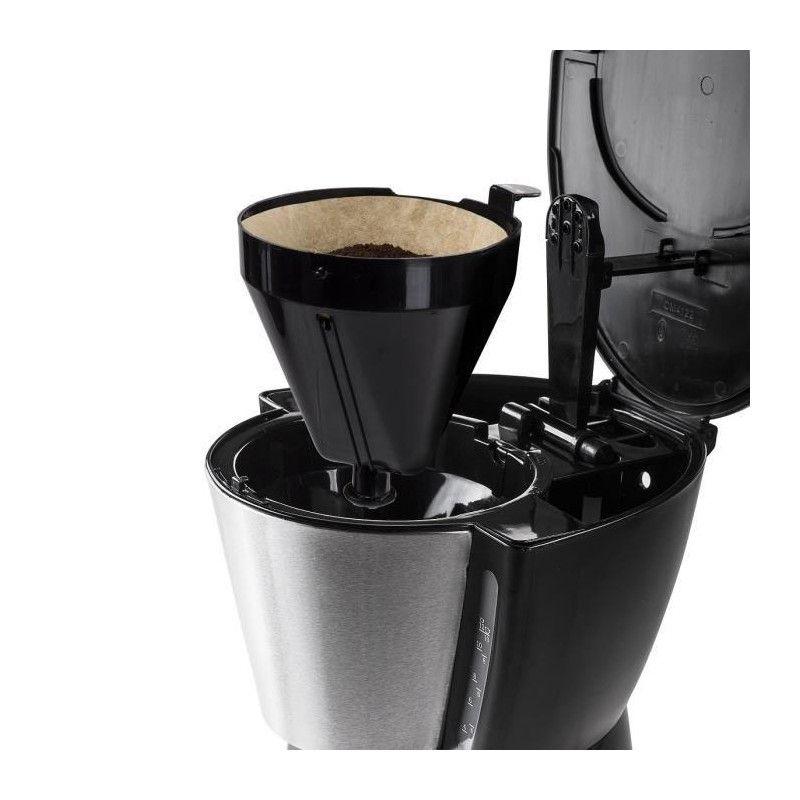 princess 242239 cafetiere lectrique a filtre avec. Black Bedroom Furniture Sets. Home Design Ideas