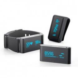 WITHINGS Pulse Ox ? Montre connectée avec mesure d'activité et du rythme cardiaque - Noir