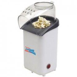 BESTRON APC1001 Appareil a popcorn - Prépare une grosse portion en 2 min - Blanc