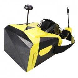 QIMMIQ QIF RACER Casque Réalité Virtuelle pour Drône Racer