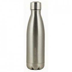 YOKO - bouteille isotherme 500 ml en inox double paroi coloris brillant a double paroi en inox