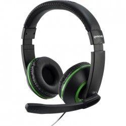 Casque Gaming Stéréo XH100 Vert pour PS4, Xbox One et PC-MAC