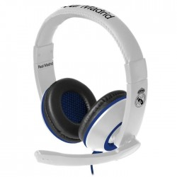 Casque Gaming PS4 Xbox One Real Madrid