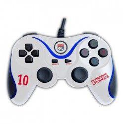 Manette Compatible PS3 Olympique Lyonnais