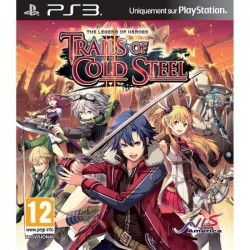 The Legend Of Heroes : Trails Of Cold Steel II Jeu PS3