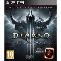 Diablo 3: Ultimate Evil Edition Jeu PS3