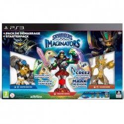Pack de démarrage Skylanders Imaginators PS3