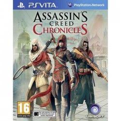 Assassin's Creed Chronicles Trilogie Jeu PS Vita