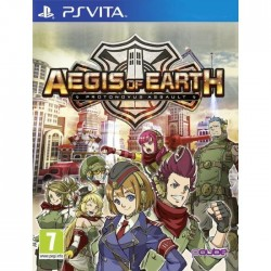 Aegis of Earth : Protovonus Assault Jeu PS Vita
