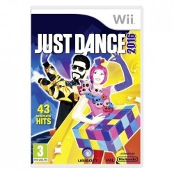 Just Dance 2016 Jeu Wii