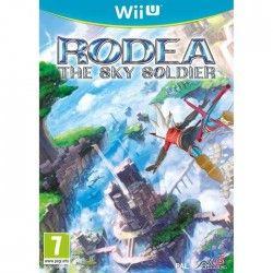 Rodea The Sky Soldier Jeu Wii U