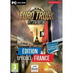 """Pack Euro Truck 2 Simulator """"Vive la France"""" Jeu PC"""