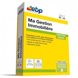 EBP Ma Gestion Immobiliere 2017 version 10 Lots