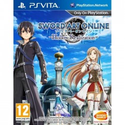 Sword Art Online : Hollow Realization Jeu PS Vita