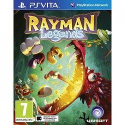 Rayman Legends Jeu PS Vita