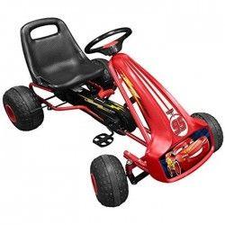 CARS Go Kart a Pédales 96 x 68cm