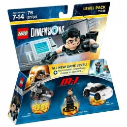 LEGO Dimensions - Pack Aventure - Mission Impossible
